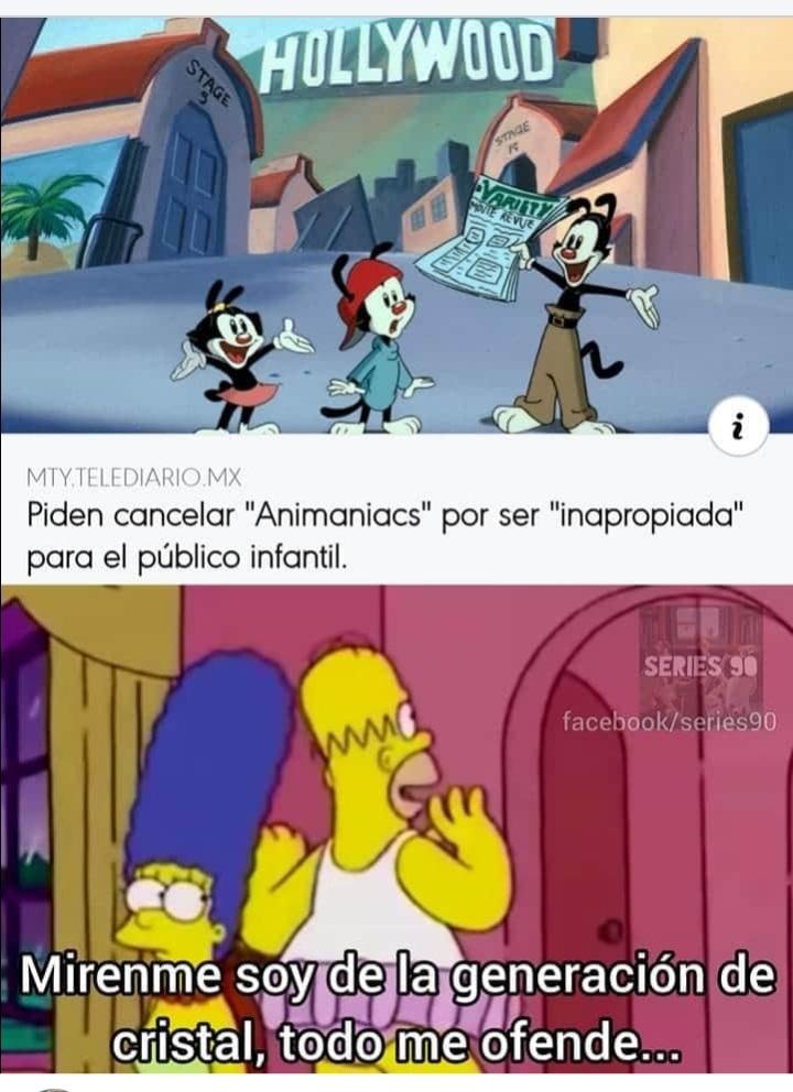 Generacion maricona :facepalm: - meme