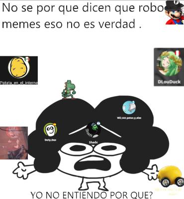 meme 100% ORIGINAL