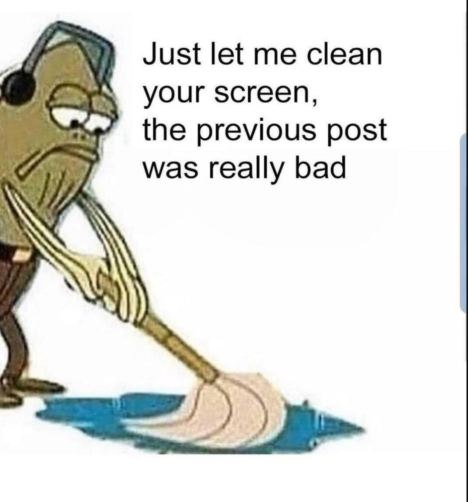 Janitor - meme