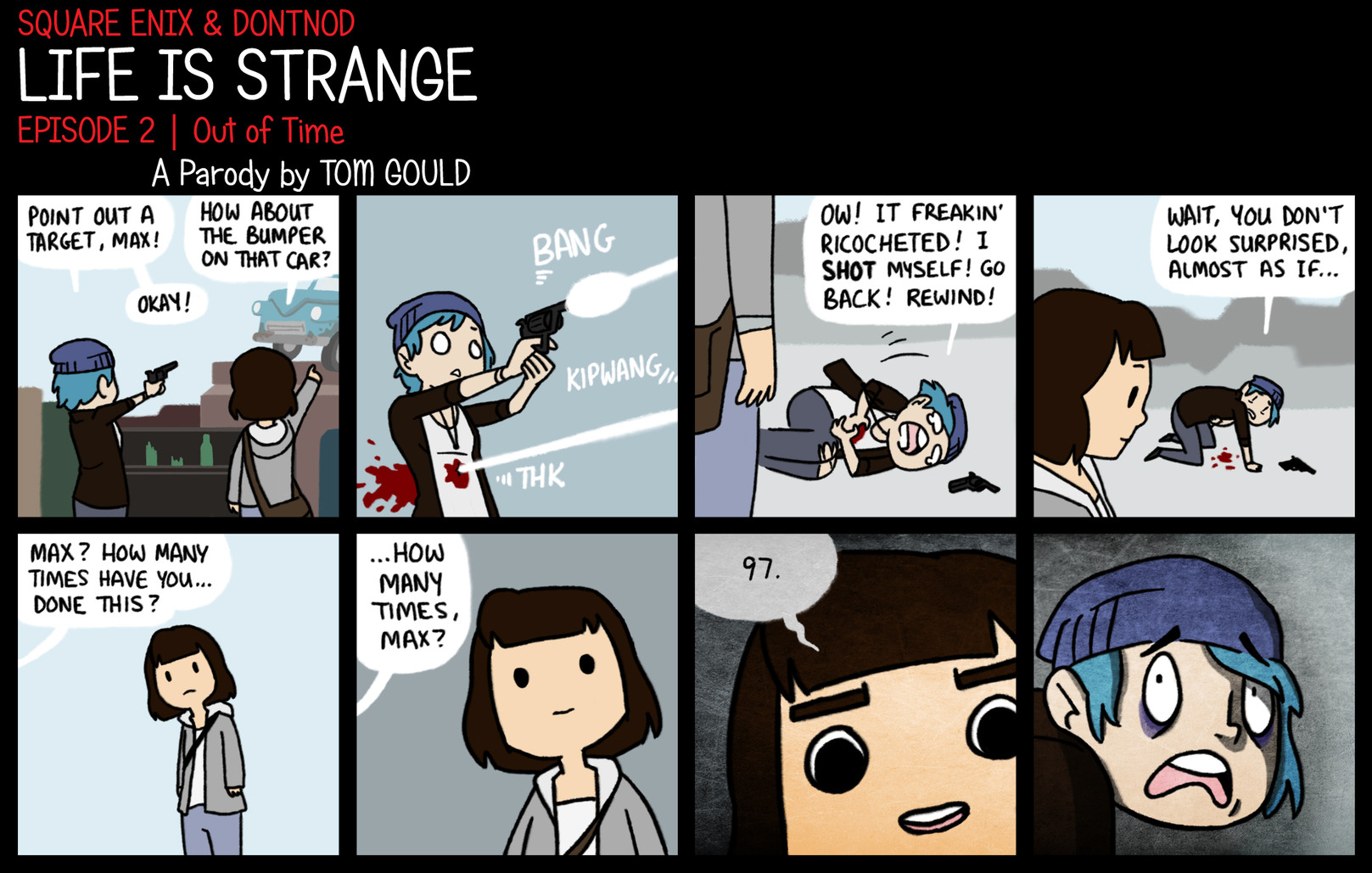 Life is strange anyone? - meme