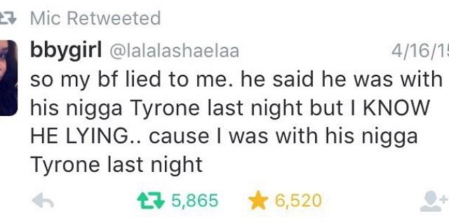Tyrone you little... - meme