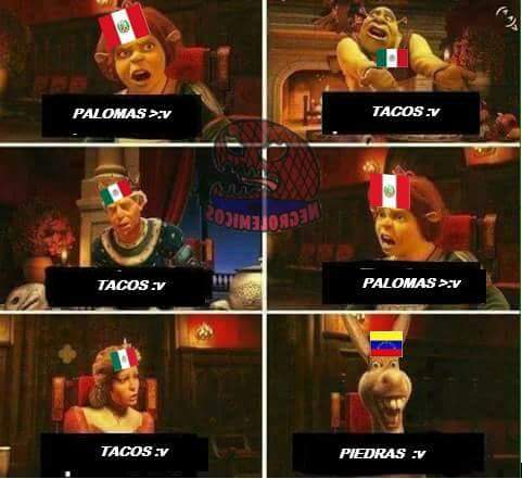 Palomas >:v - meme
