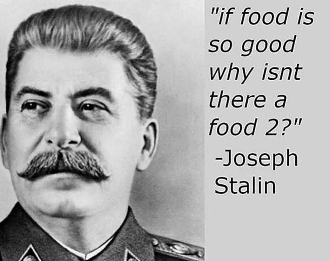 A great question. - meme