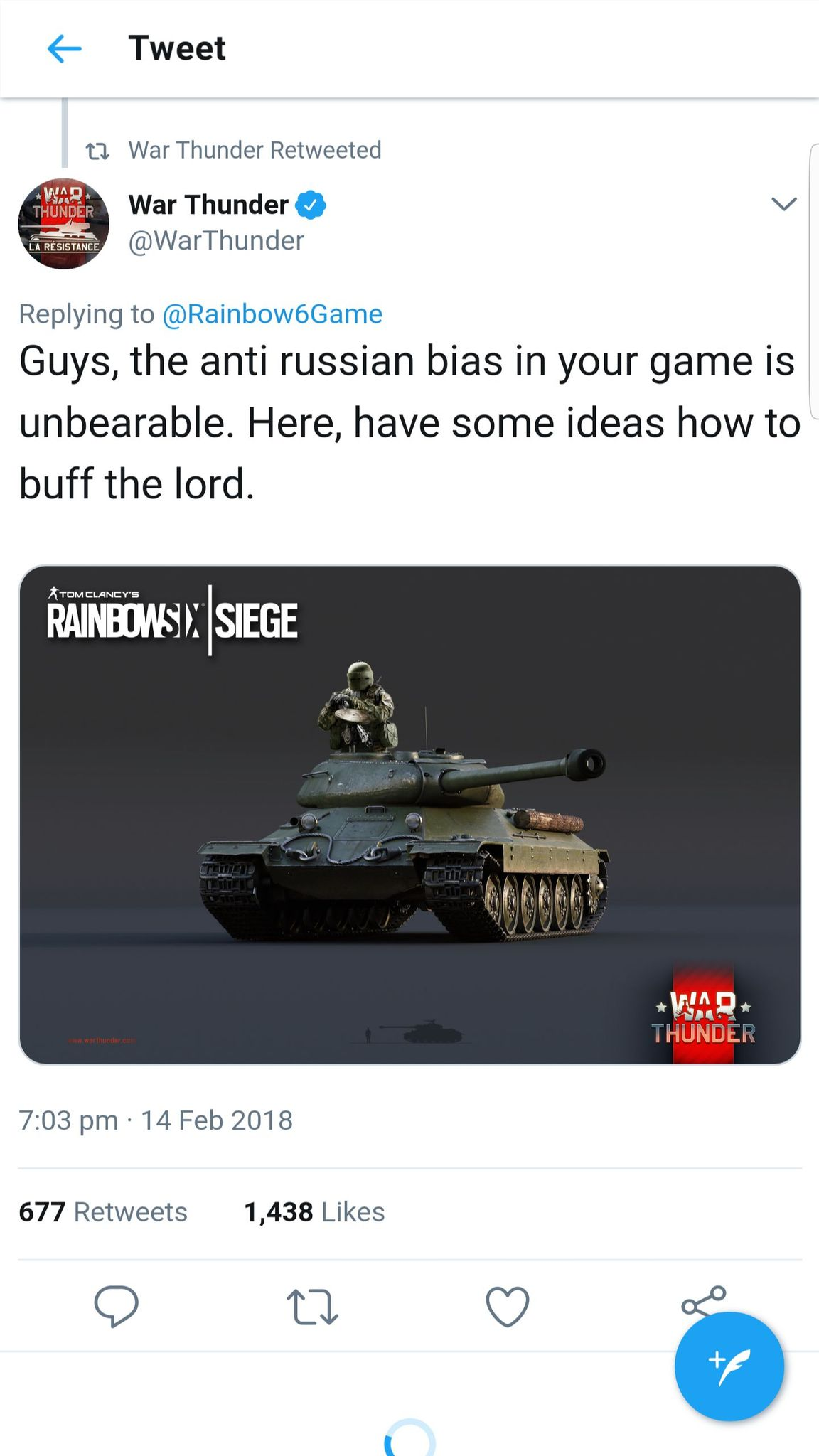 Unholy combination - meme