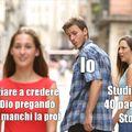 Studiare è brutto!
