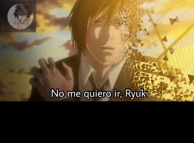 Lo siento, Light Yagami. - meme