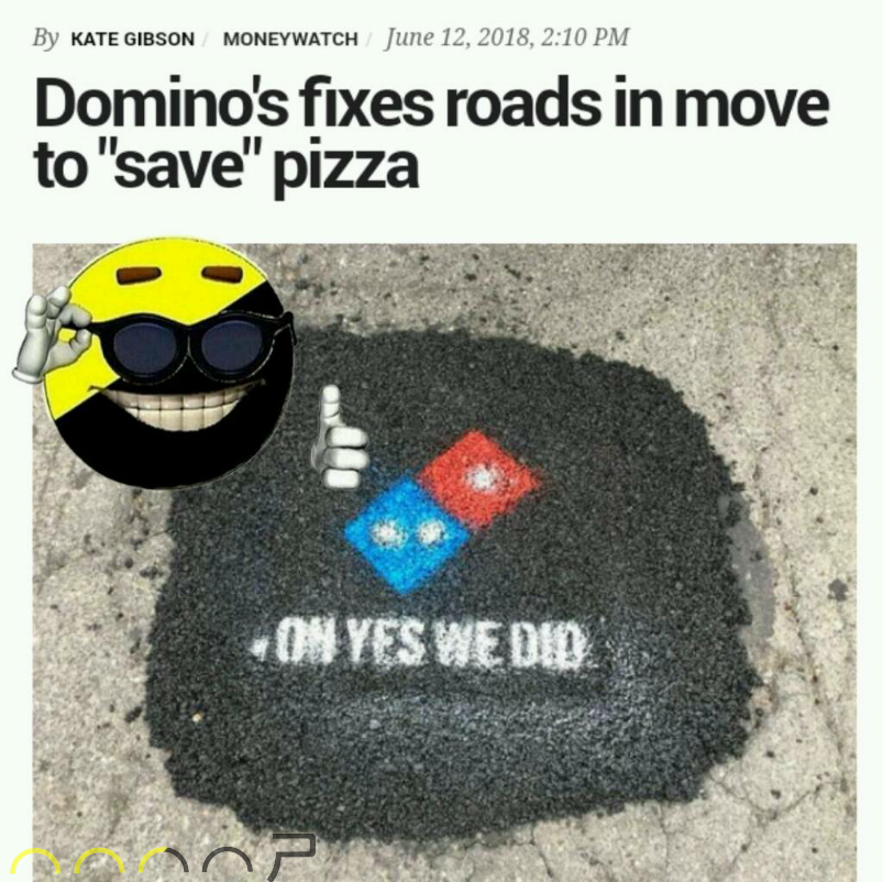 Muh roads - meme
