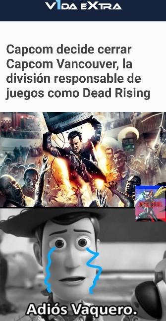 D.E.P Capcom Vancouver - meme