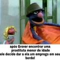 Grover cafetão