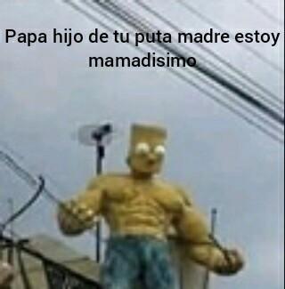 El titulo esta mamadisimo - meme
