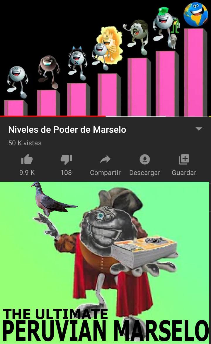 Peruvian marselo - meme