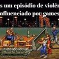 Esse Ciro Gomes, jogando muito videogames.