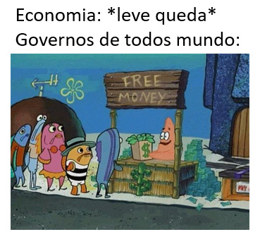 Free Money - meme