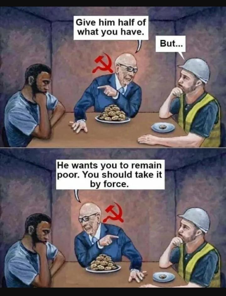 Communism in a nutshell - meme
