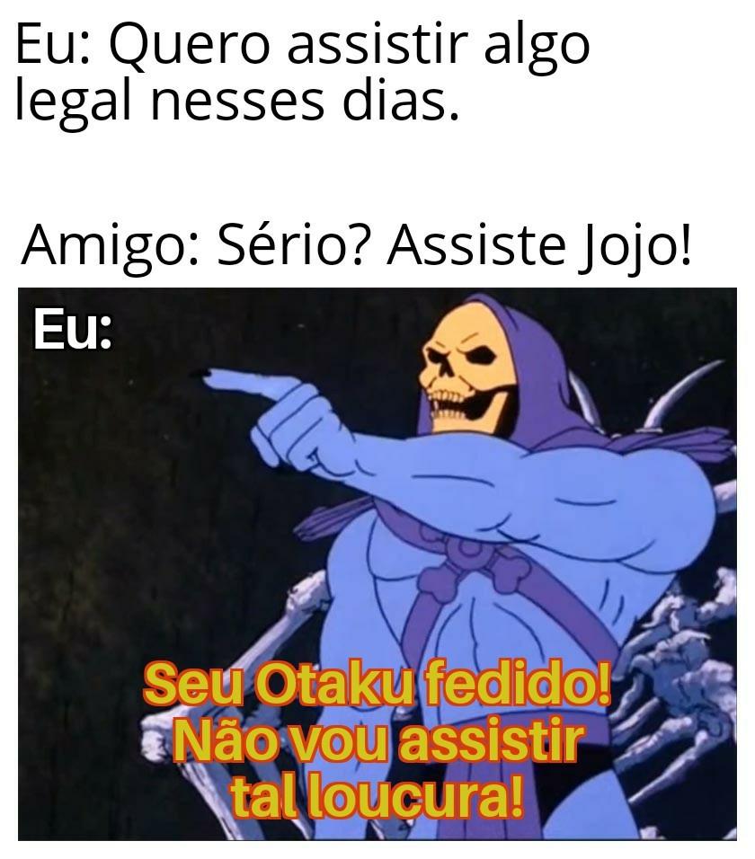 JOJOFAG - meme