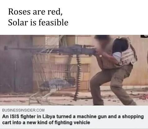 ISIS go brrrrrrrrr - meme
