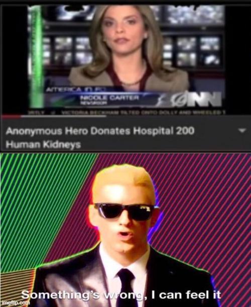 Careful hes a hero - meme