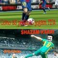 Espanca do futebol