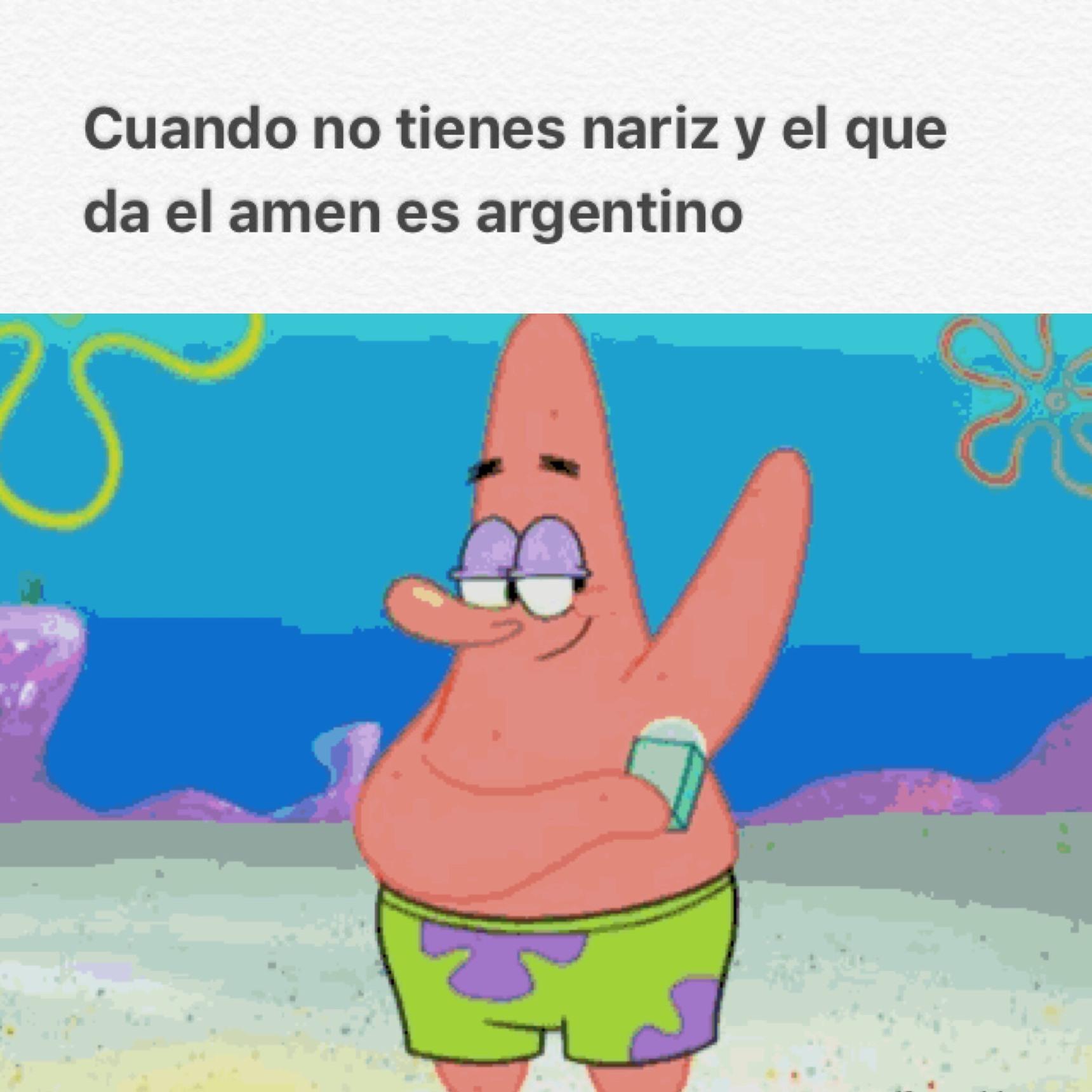 nargentina - meme