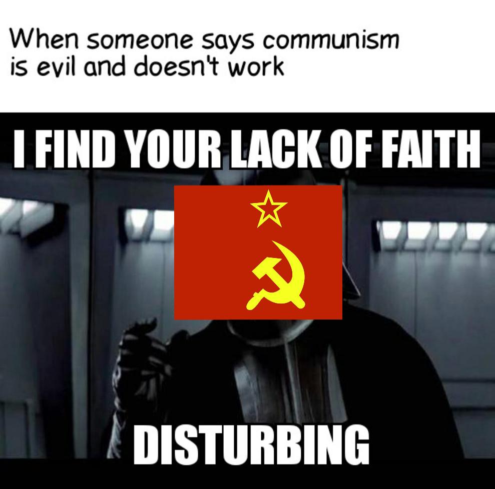 Joyus communism - meme