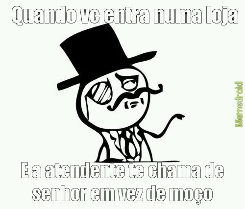 Like a sir - meme