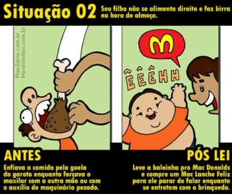 Obesidade - meme
