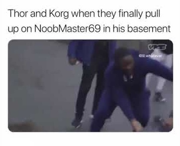 Noobmaster69 - meme