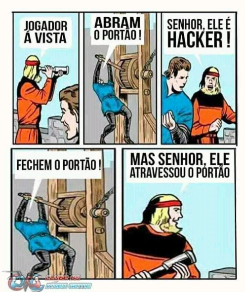 Hackers fdp - meme