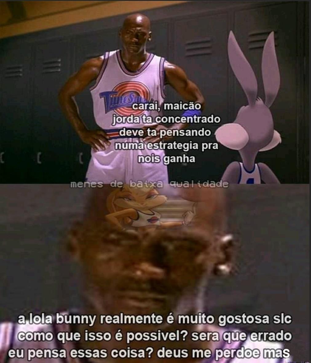 Lola bunny :D - meme