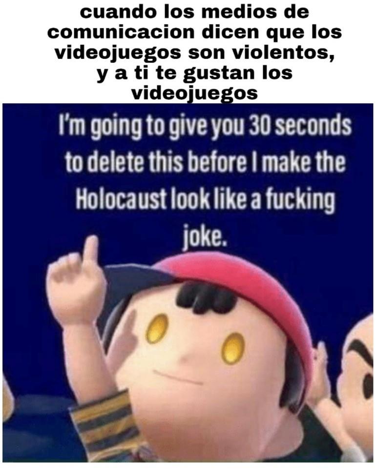 El titulo ha tenido una reaccion violenta - meme