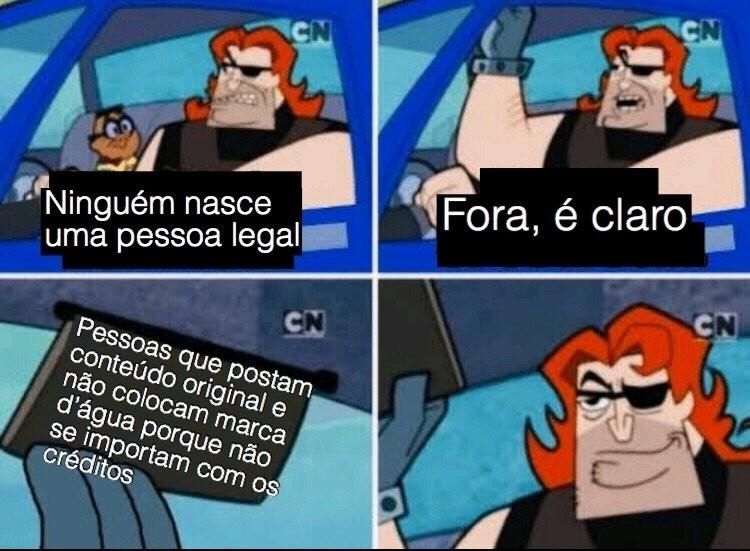 Irônico. - meme