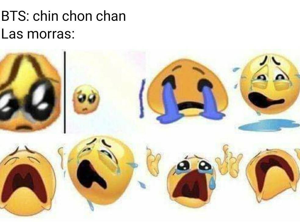 Chin chon - meme