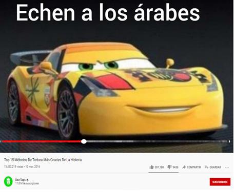 arabes¡¡¡ panik - meme