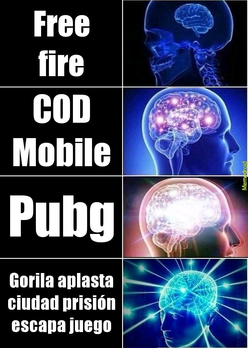 Buenos juegos - meme