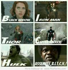 Avengadores - meme