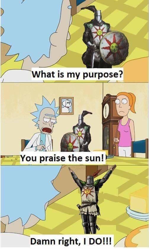 praise it bitch - meme