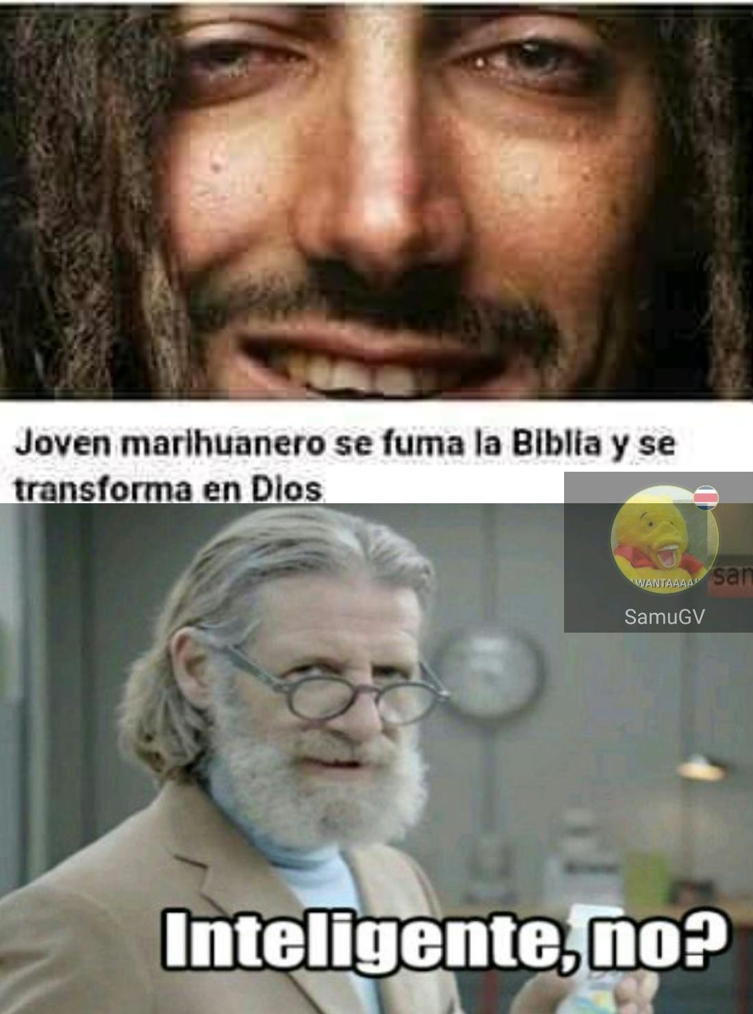 Q loco - meme