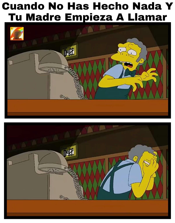 Miedo Al Vagear - meme