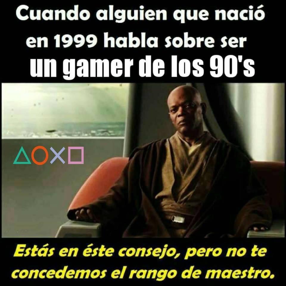 gamer 90s - meme