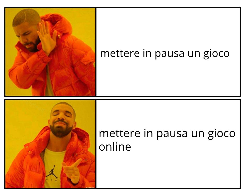 tutto normale - meme
