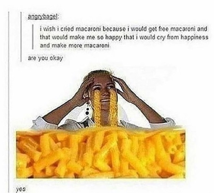 macaroniii - meme