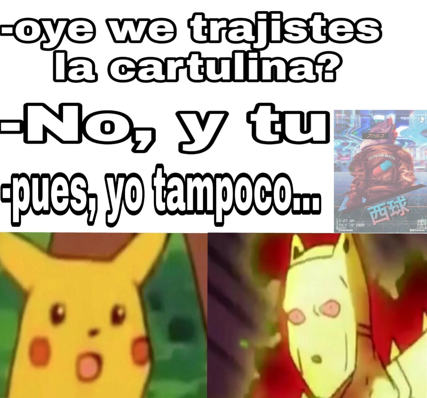 Pikachu BITES ZA DUSTO - meme