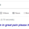 google Easter eggs are great
