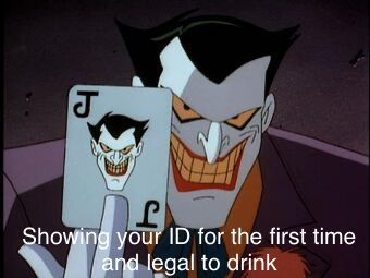 ID Card - meme