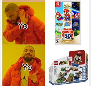 cual escogerian - meme