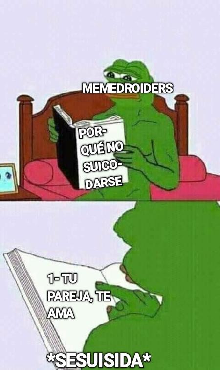 QUE SAD *sesuisida* - meme