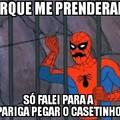 Histórias do homem aranha português