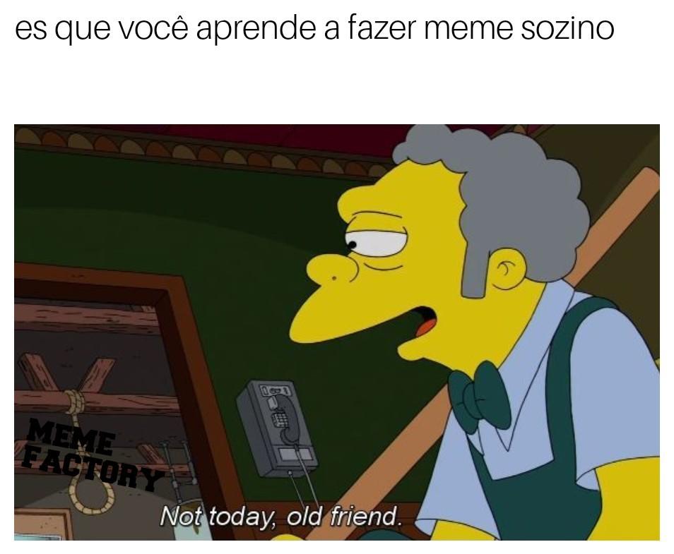 Adeus  meme factory