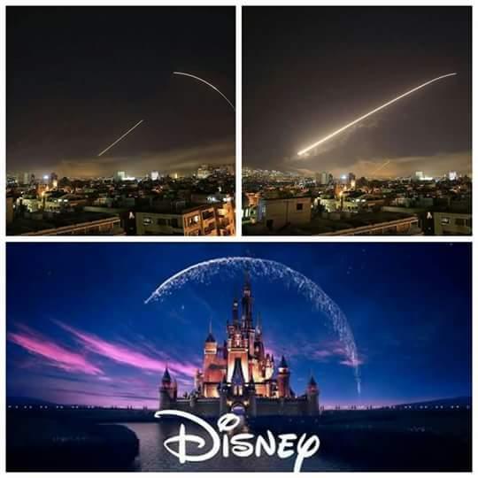 Disney da Síria - meme