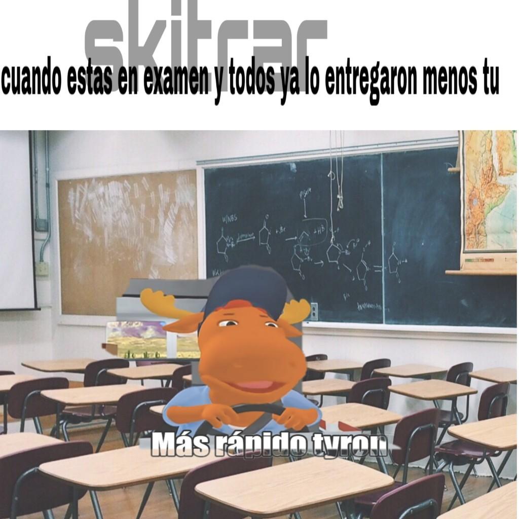 La wea fome - meme